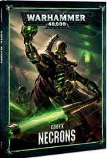 Games Workshop Codex: Necrons 8E