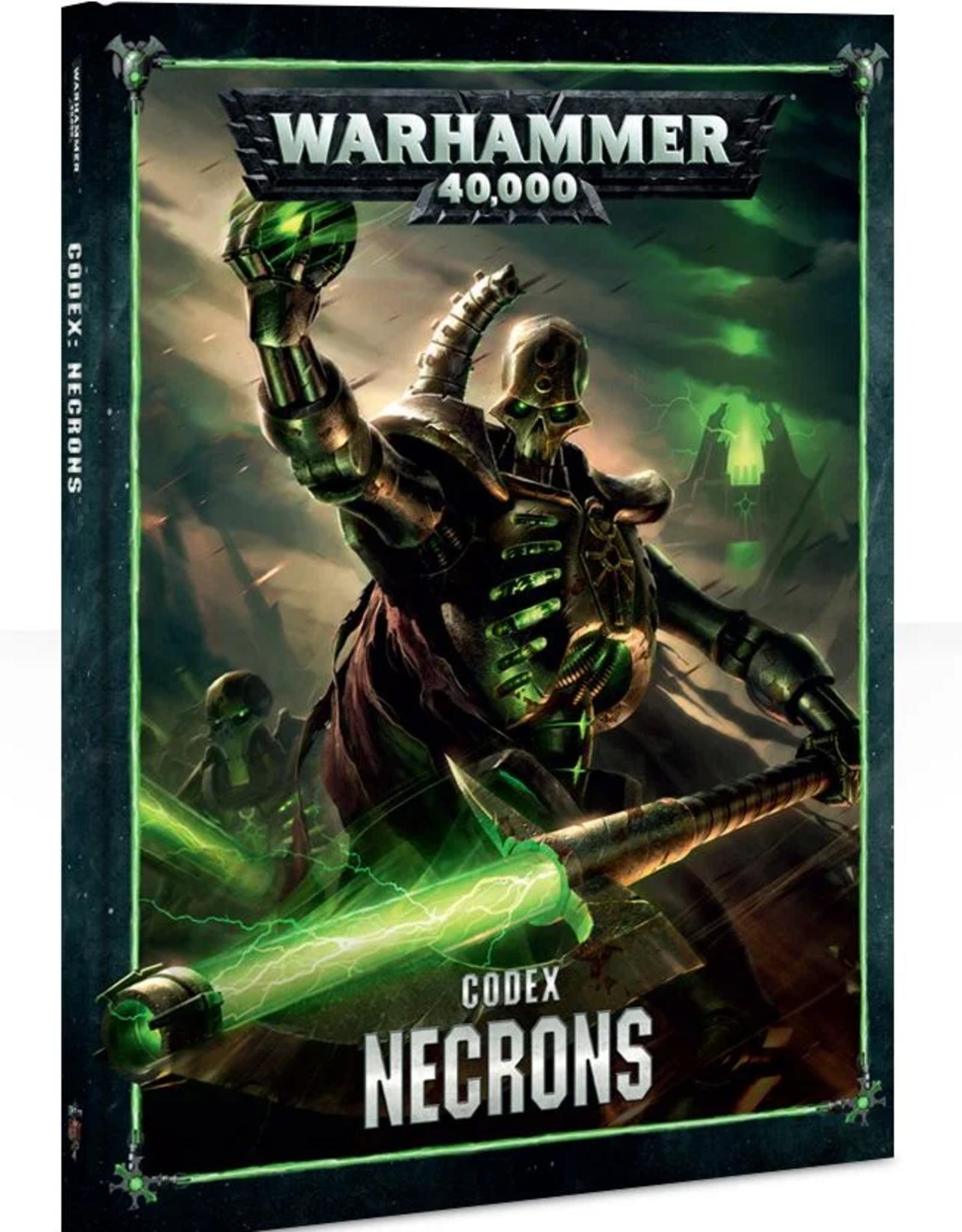 Games Workshop Codex: Necrons 8E