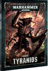 Games Workshop Codex: Tyranids 8E