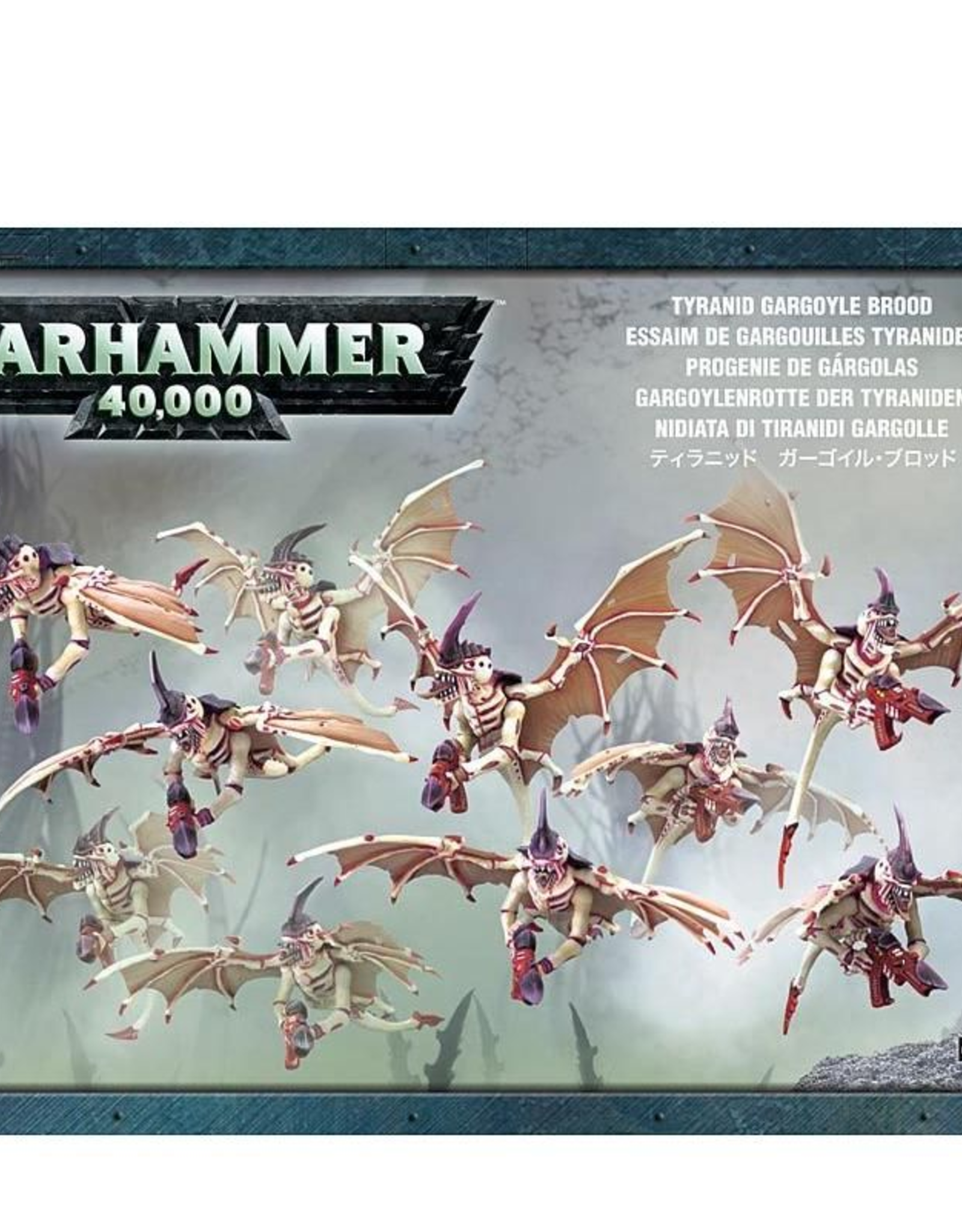Games Workshop Tyranid: Gargoyle Brood