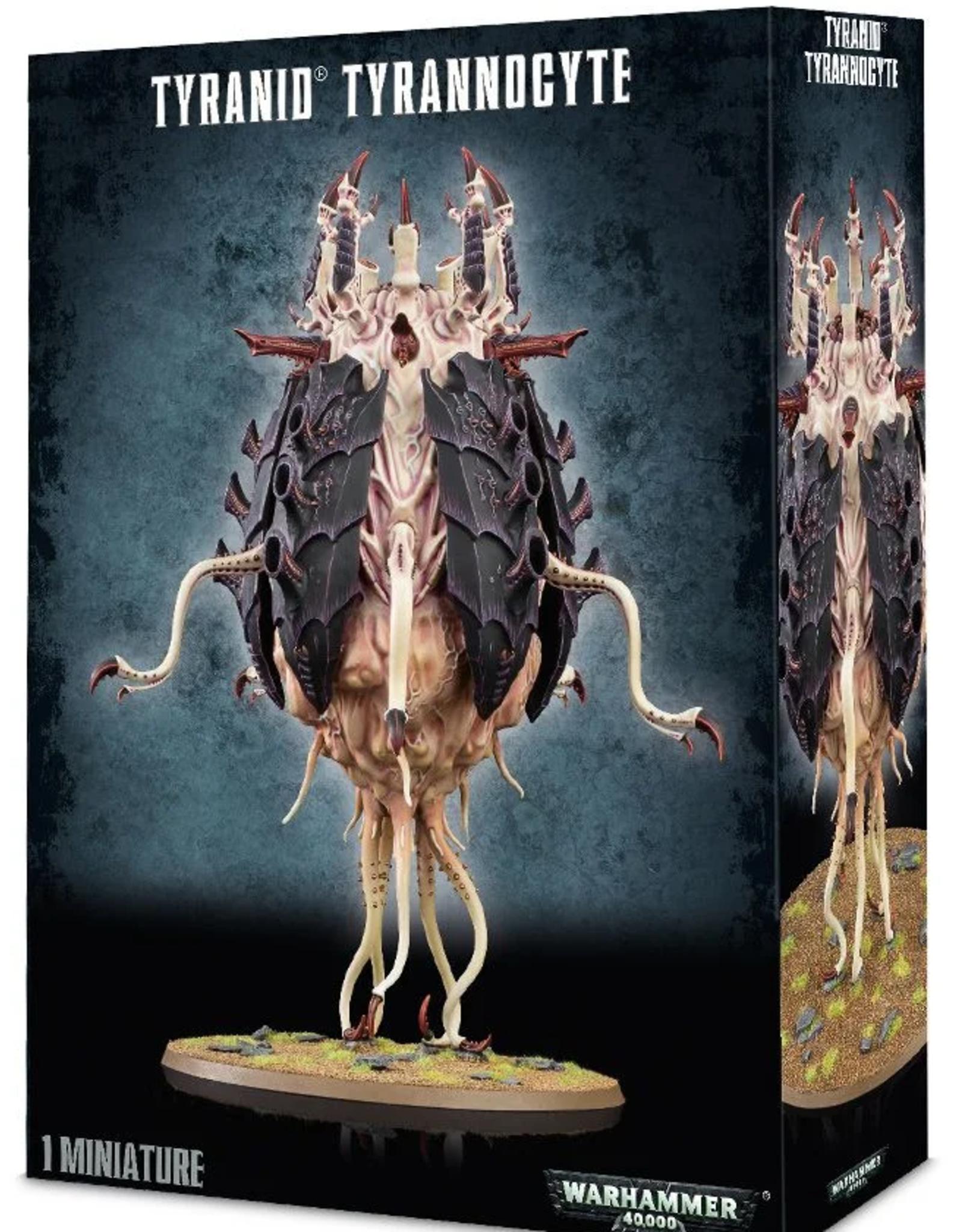 Games Workshop Tyranid: Tyrannocyte