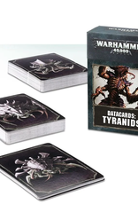 Games Workshop Datacards: Tyranids 8E