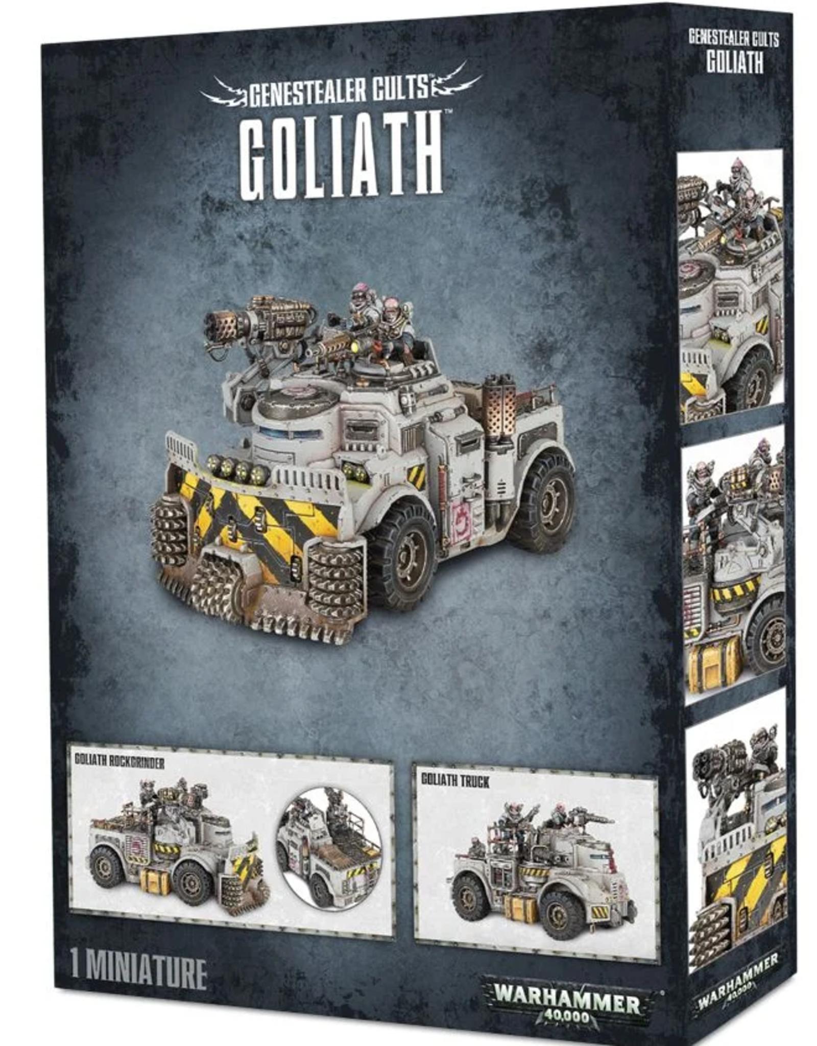 Games Workshop Genestealer Cult: Goliath