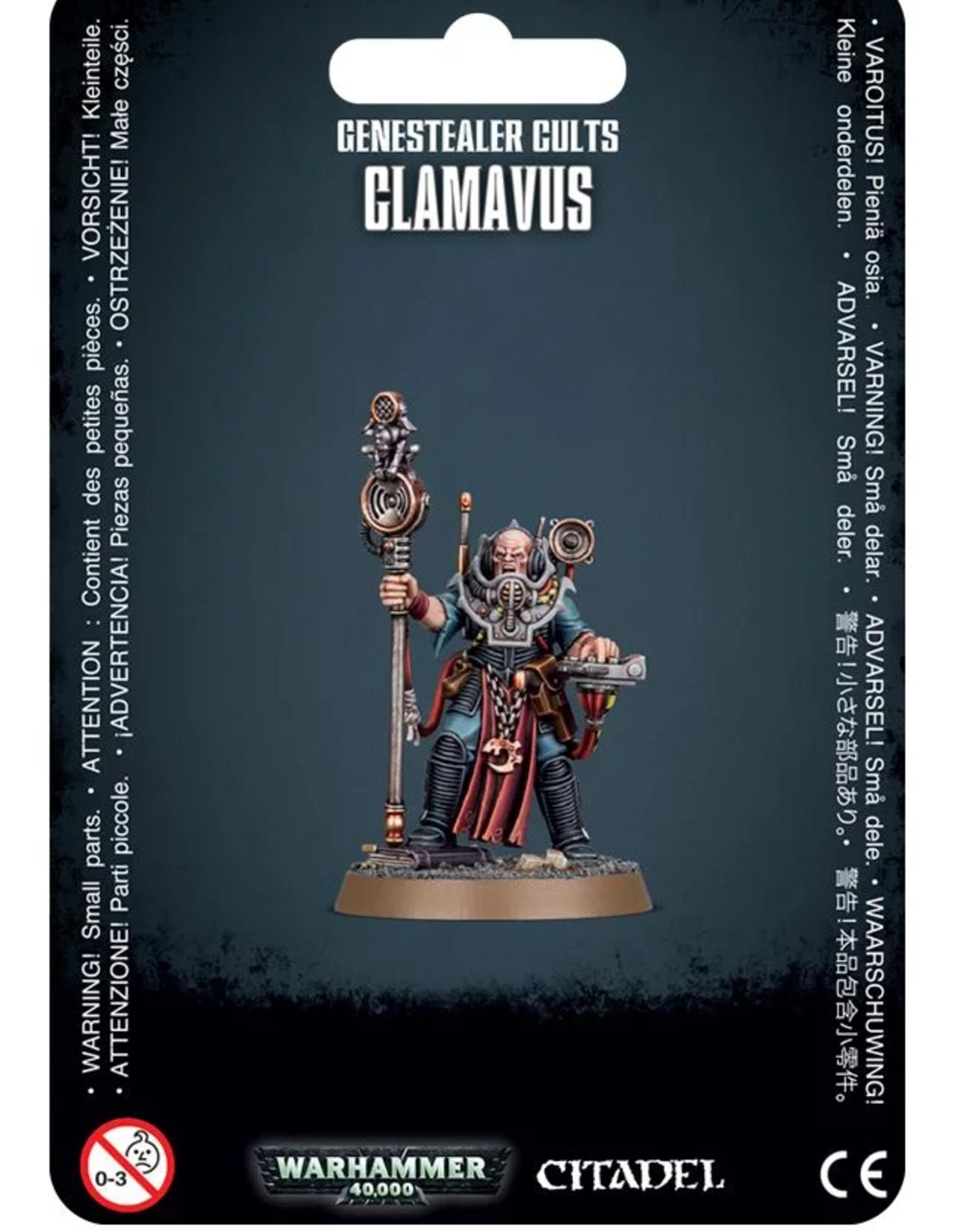 Games Workshop Genestealer Cult: Clamavus