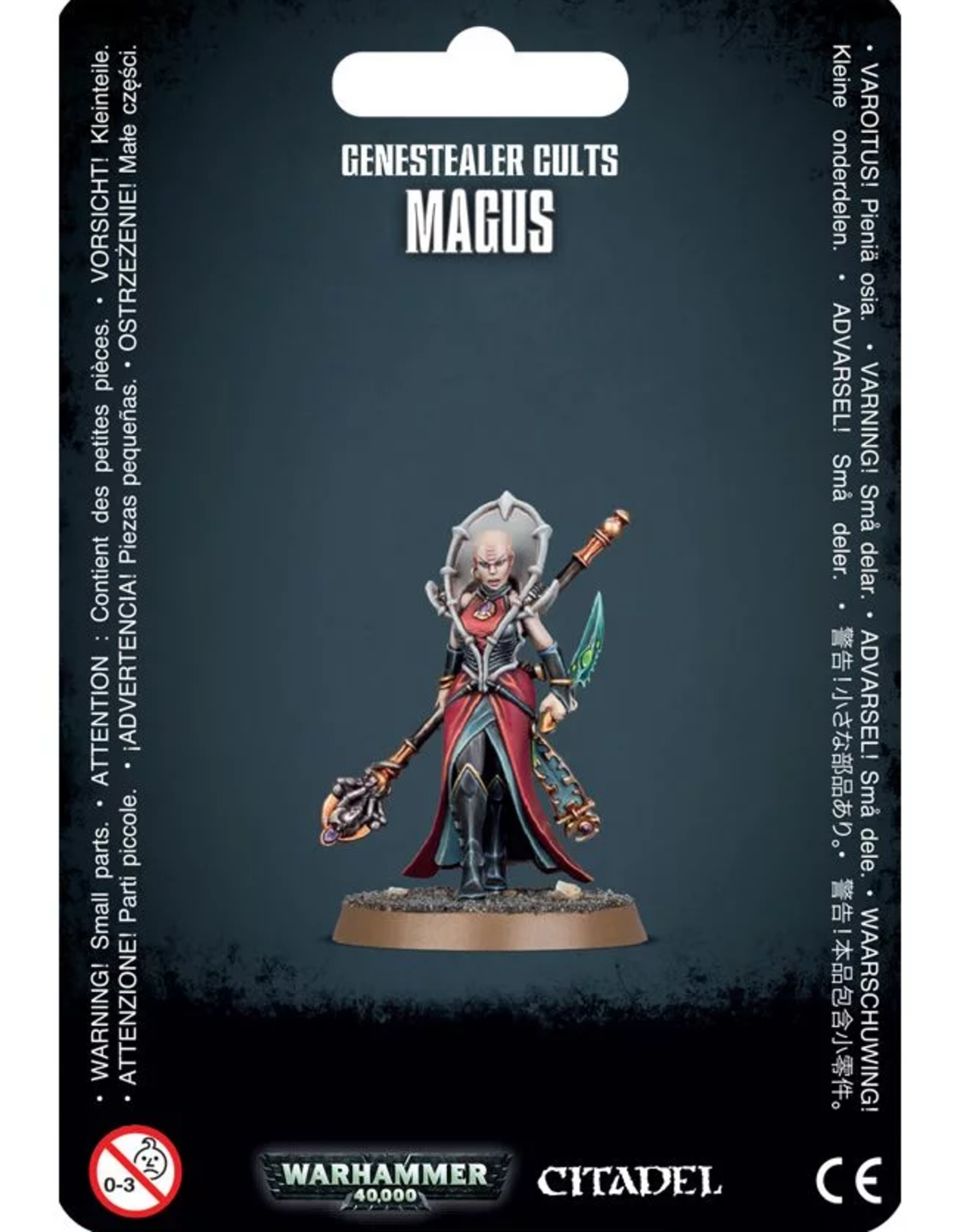 Games Workshop Genestealer Cult: Magus