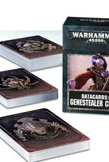 Games Workshop Datacards: Genestealer Cults 8E