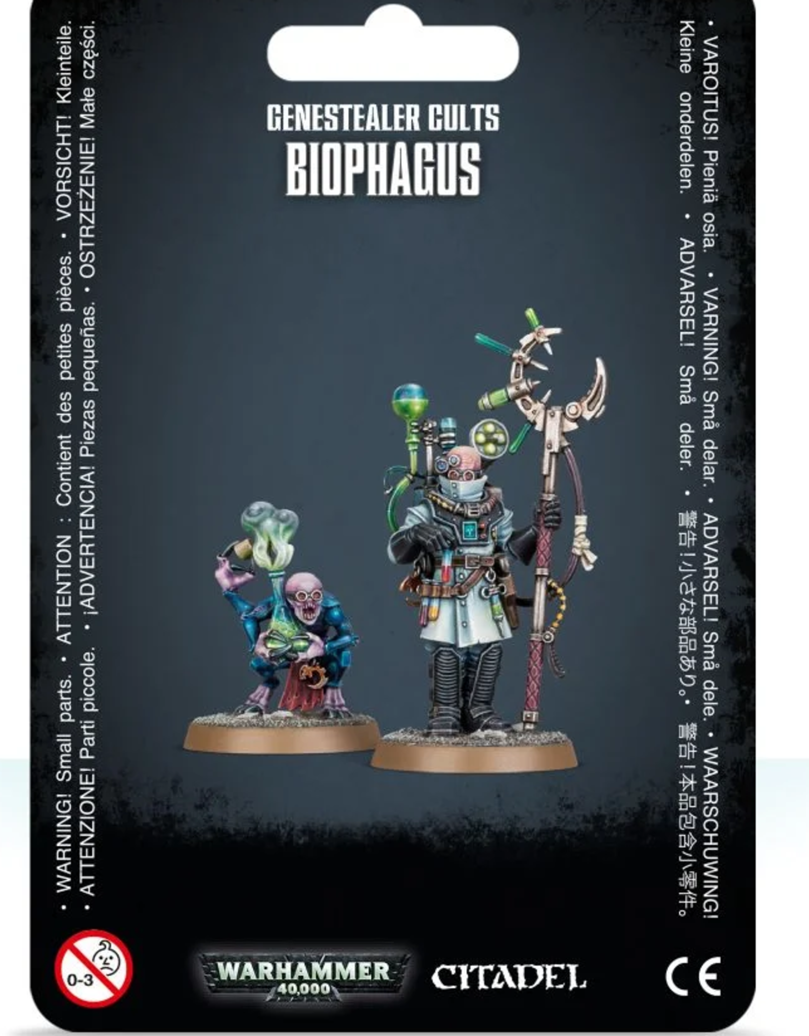 Games Workshop Genestealer Cult: Biophagus