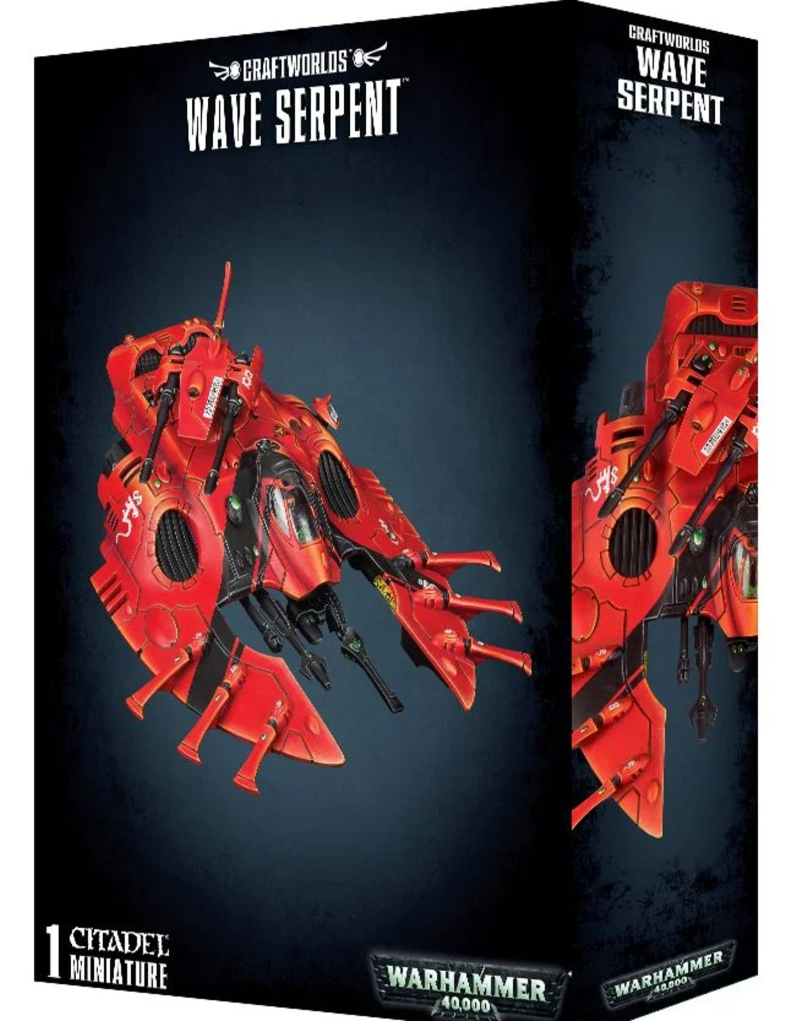 Games Workshop Craftworld: Wave Serpent