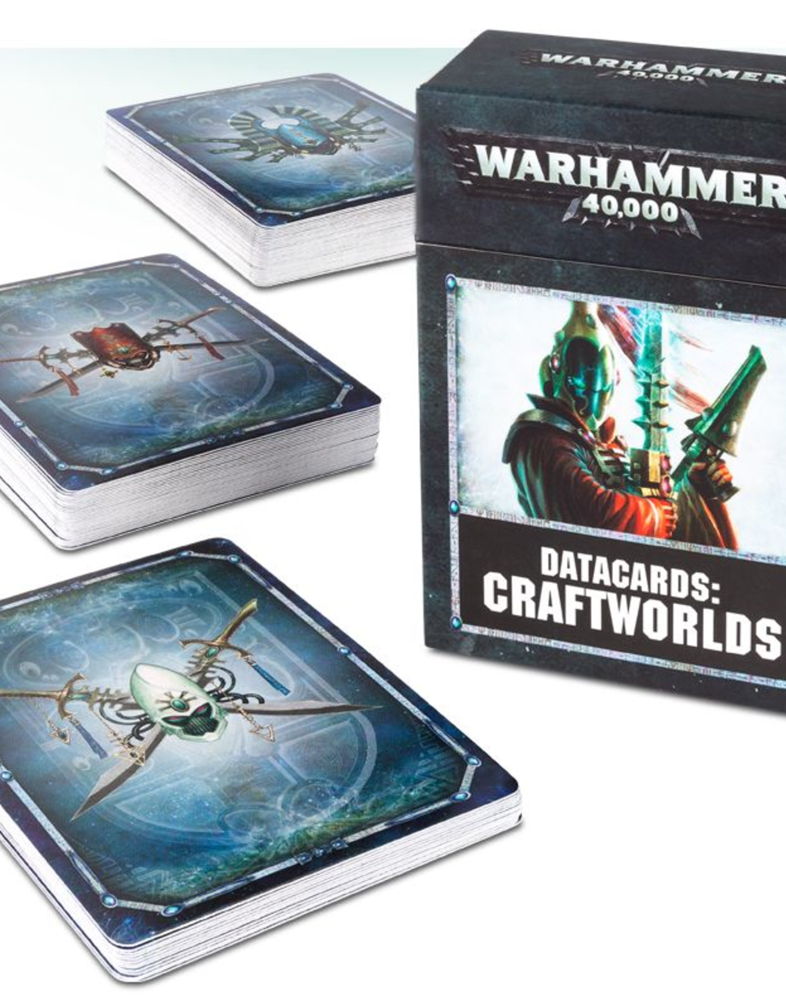 Games Workshop Datacards: Craftworlds 8E