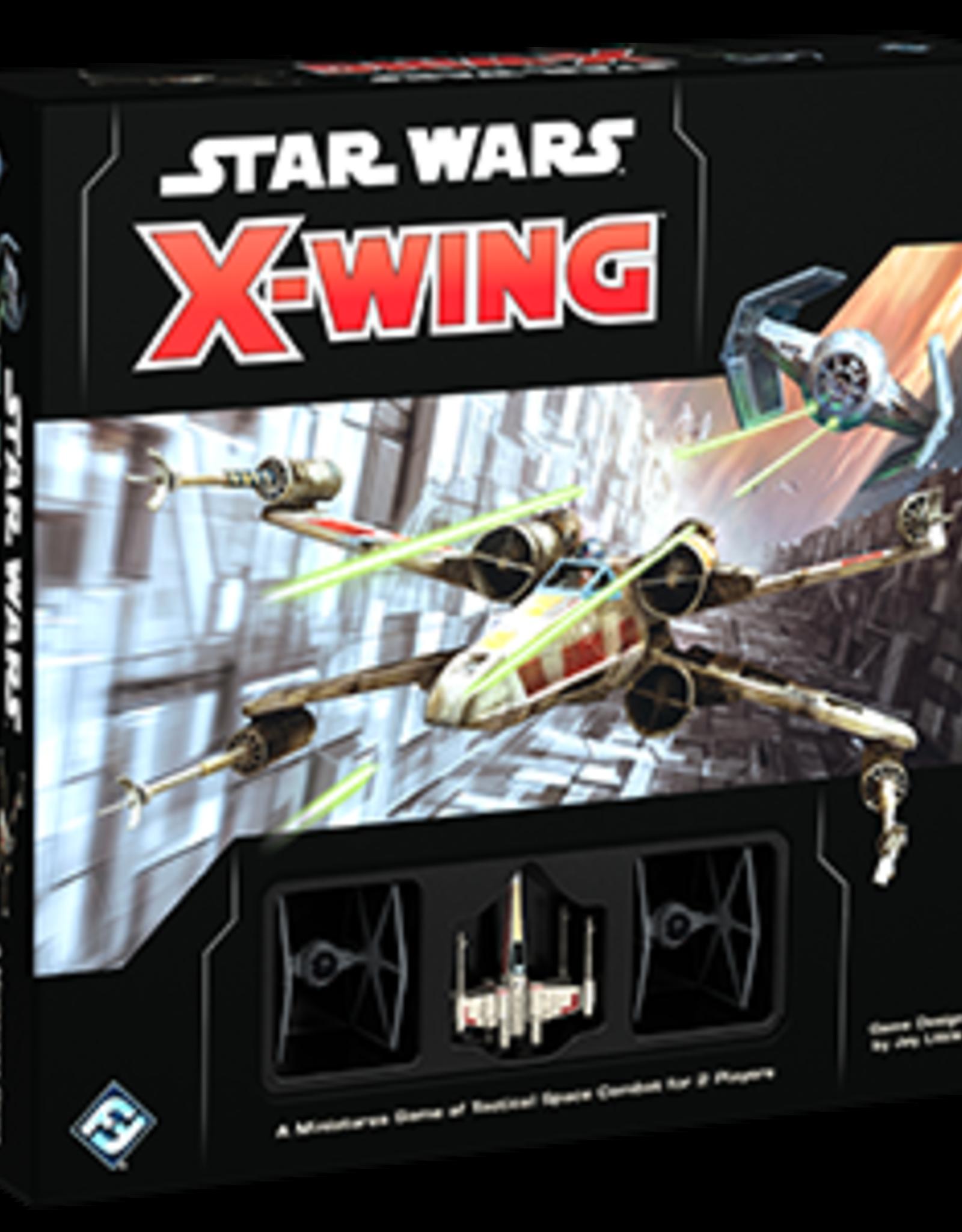 Fantasy Flight Star Wars X-Wing: Core Set 2nd Edition