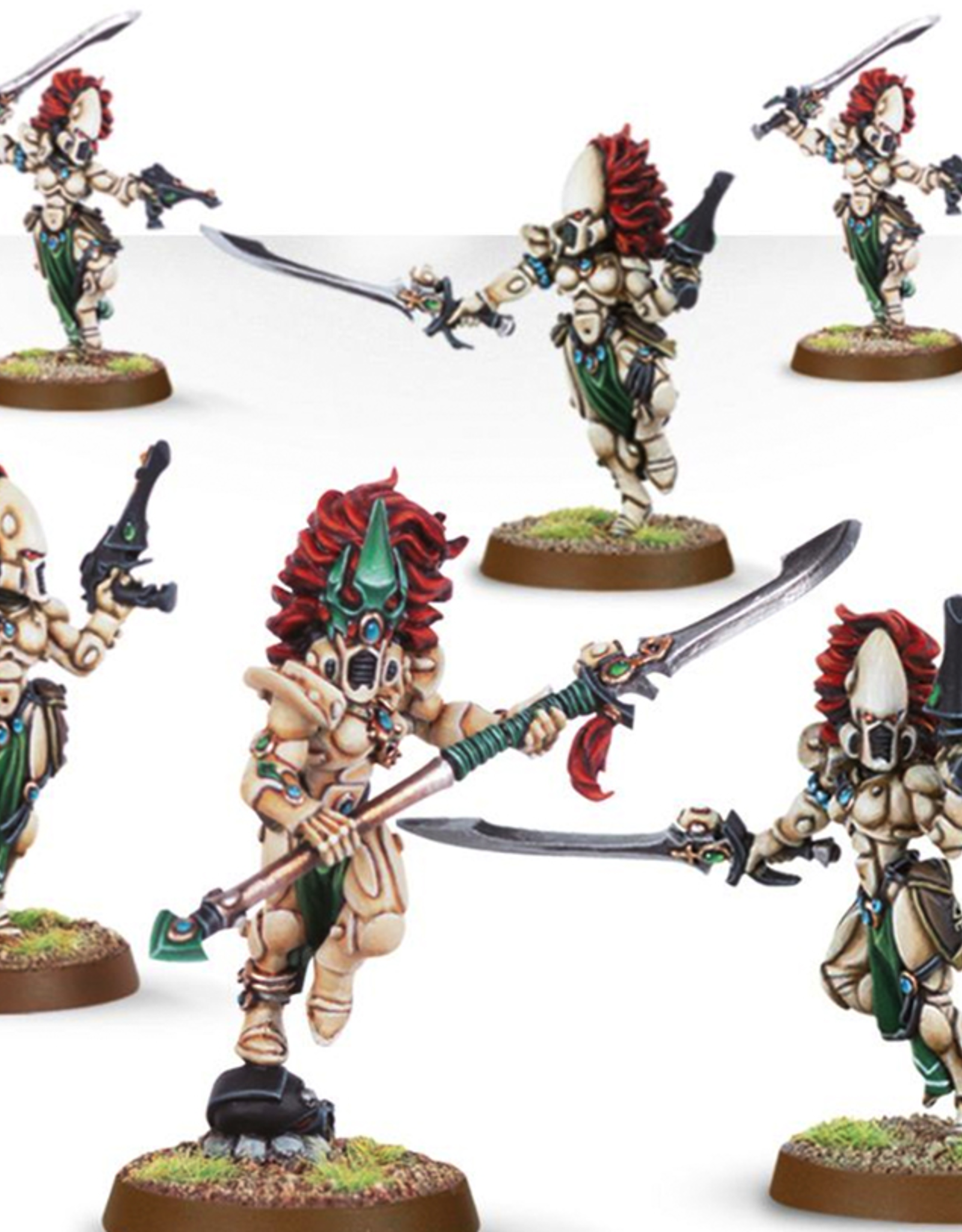 Games Workshop Craftworld: Howling Banshees