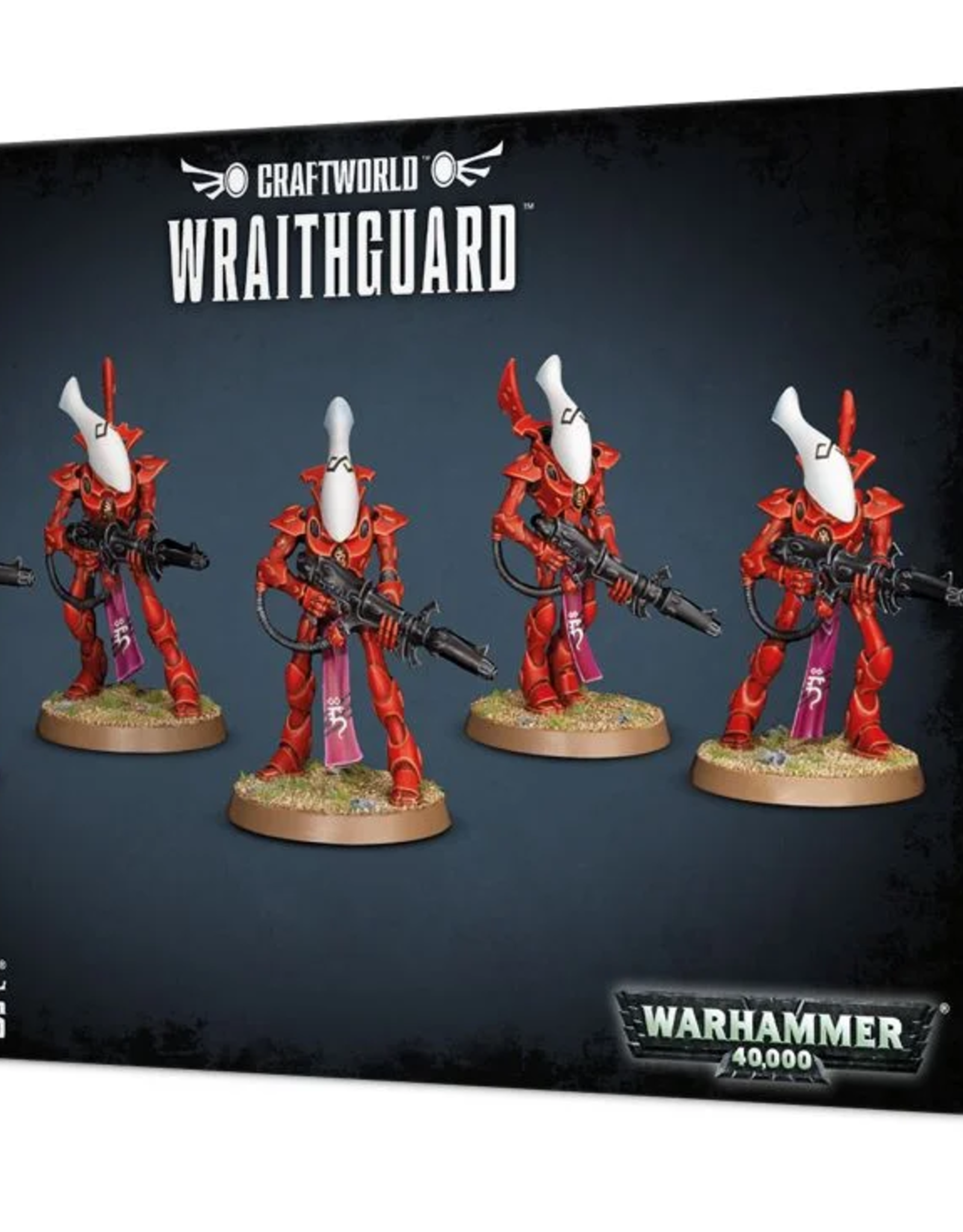 Games Workshop Craftworld: Wraithguard