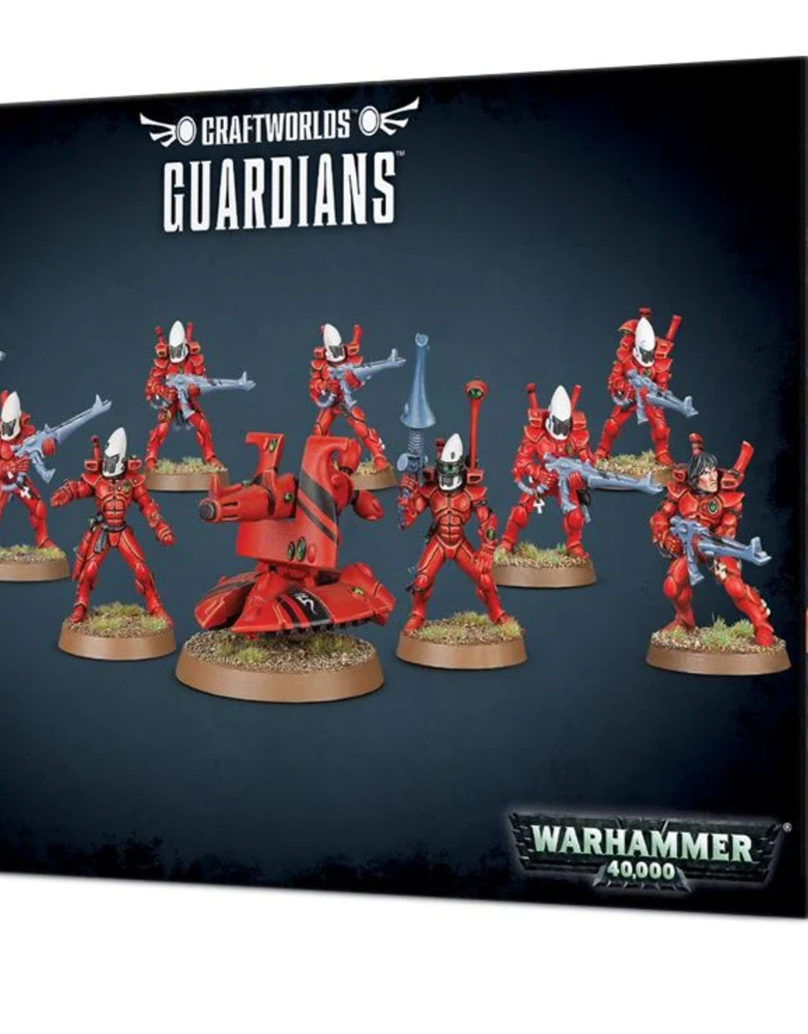 Games Workshop Craftworld: Guardians