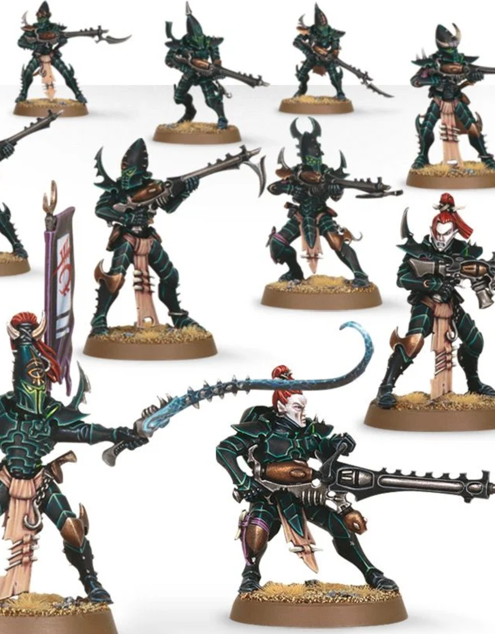 Games Workshop Drukhari: Kabalite Warriors
