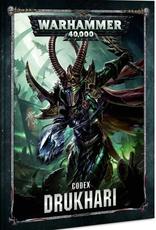 Games Workshop Codex: Drukhari 8E