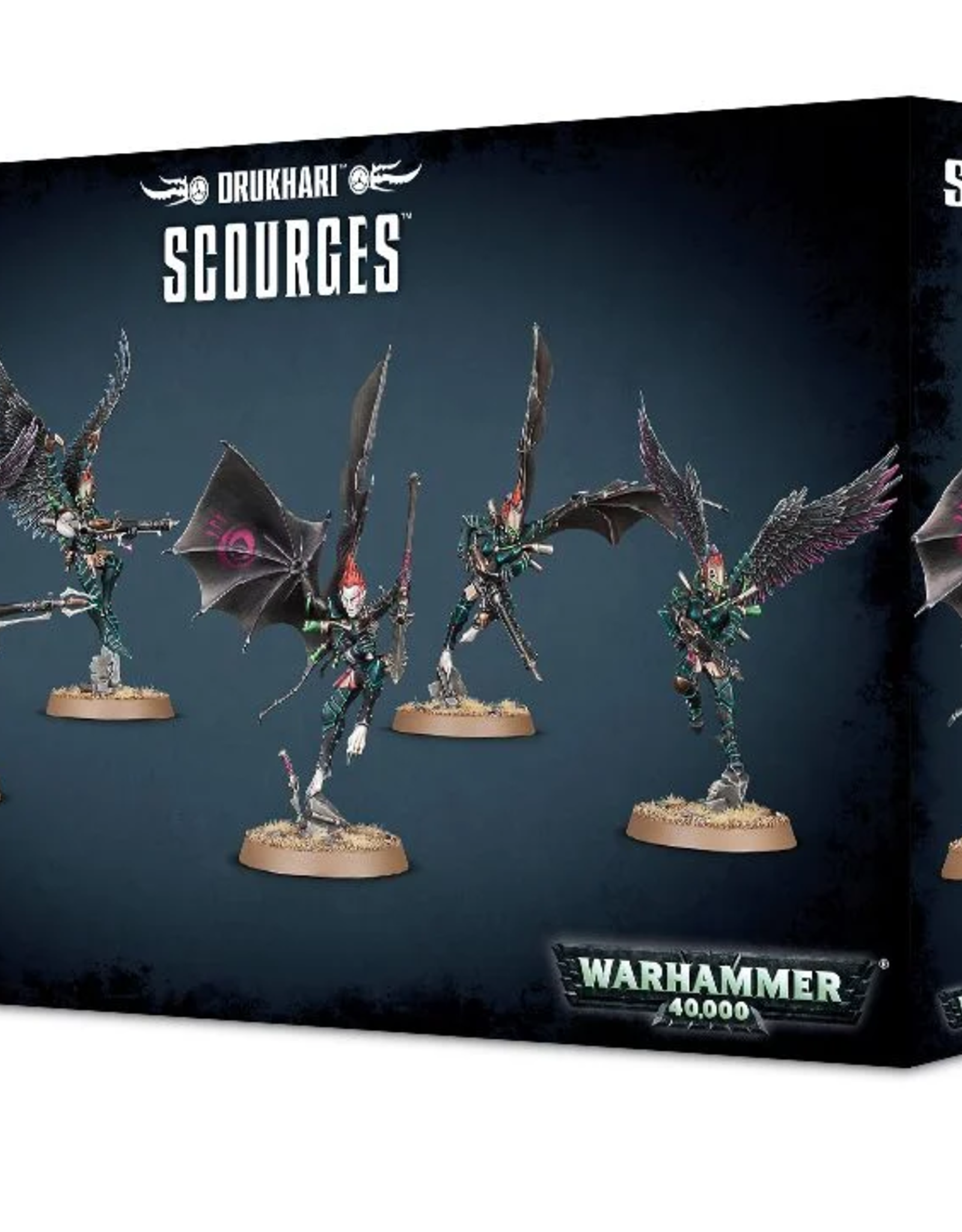 Games Workshop Drukhari: Scourges