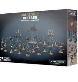 Games Workshop Box: Drukhari Poisonblade Raiding Party Battleforce