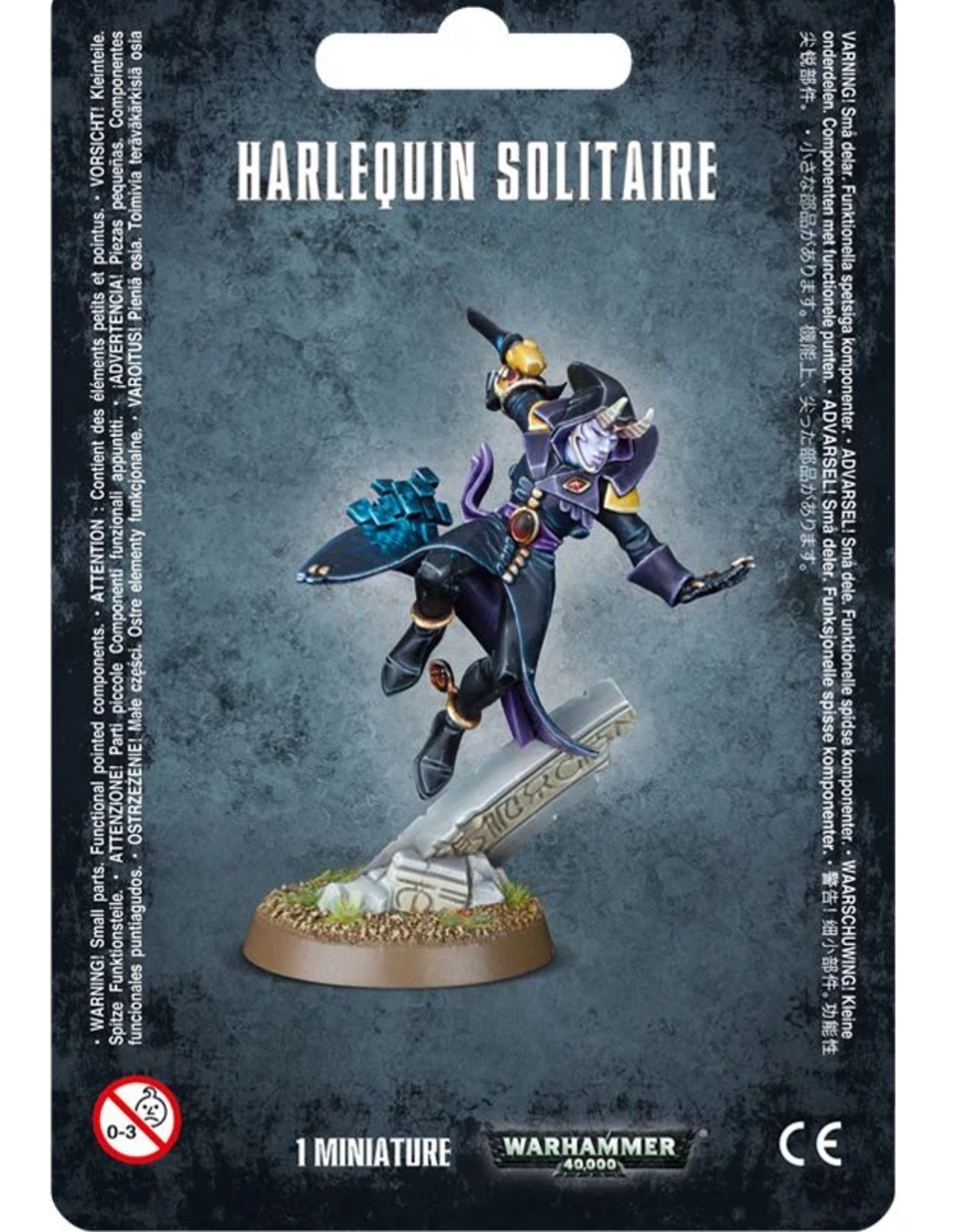Games Workshop Harlequin: Solitaire