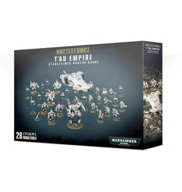 Games Workshop Box: Tau Empire Starclaimer Hunter Cadre Battleforce