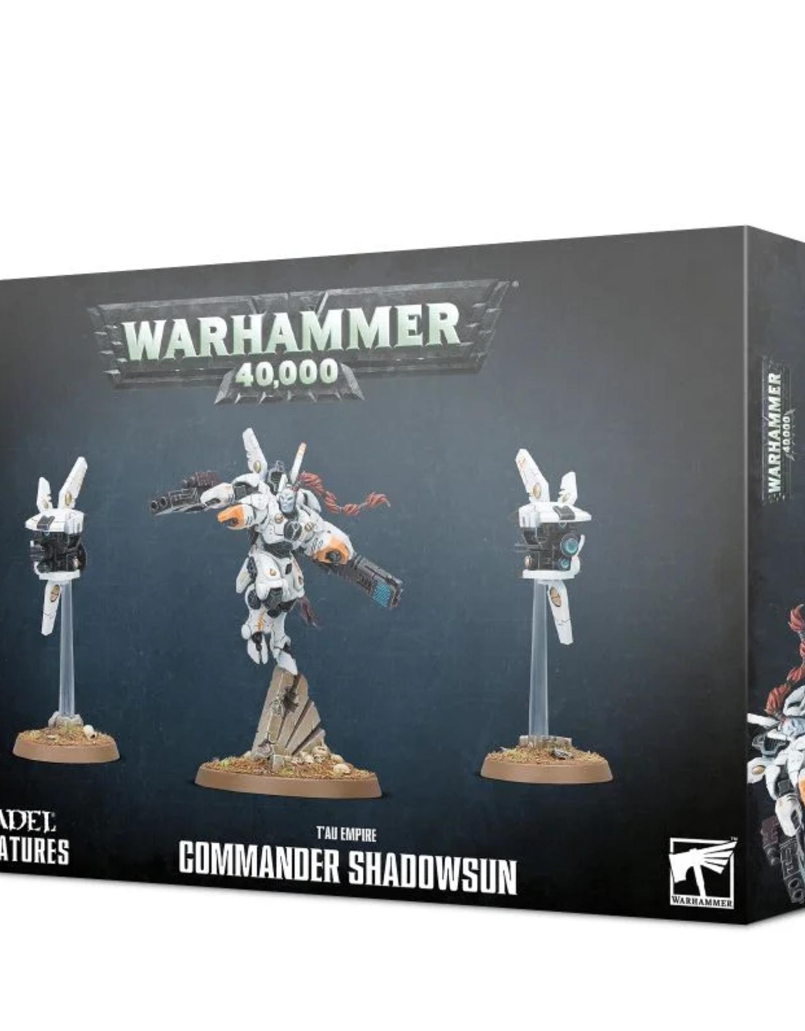 Games Workshop Tau: Commander Shadowsun