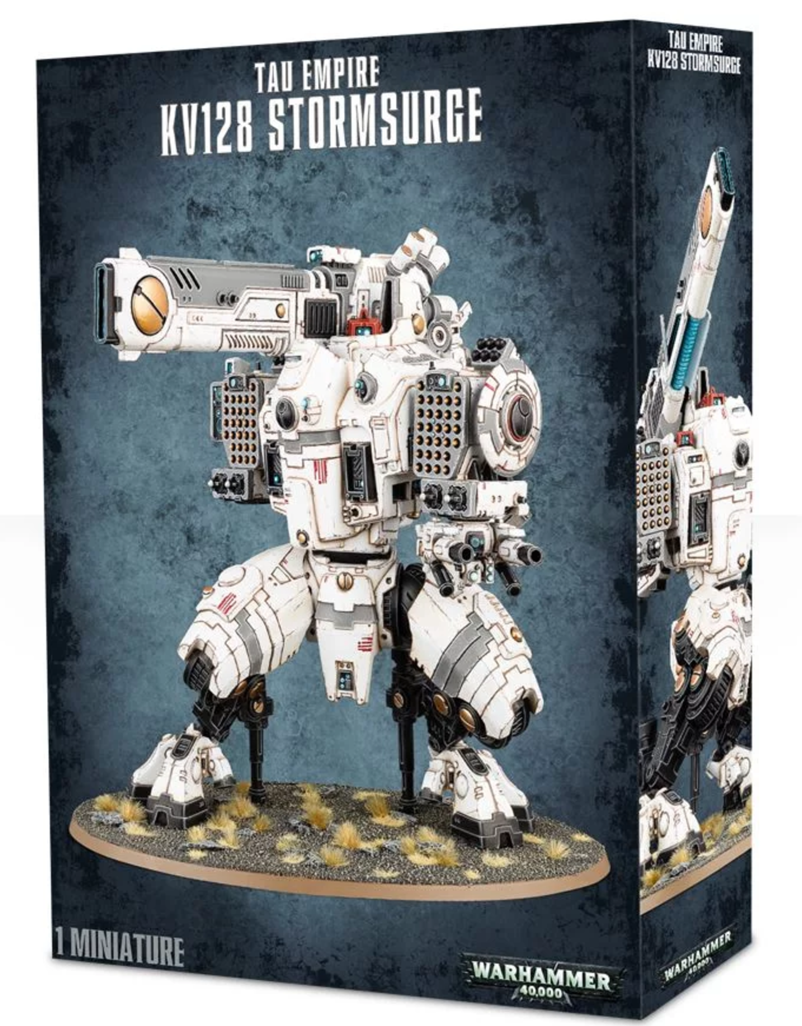 Games Workshop Tau: KV128 Stormsurge