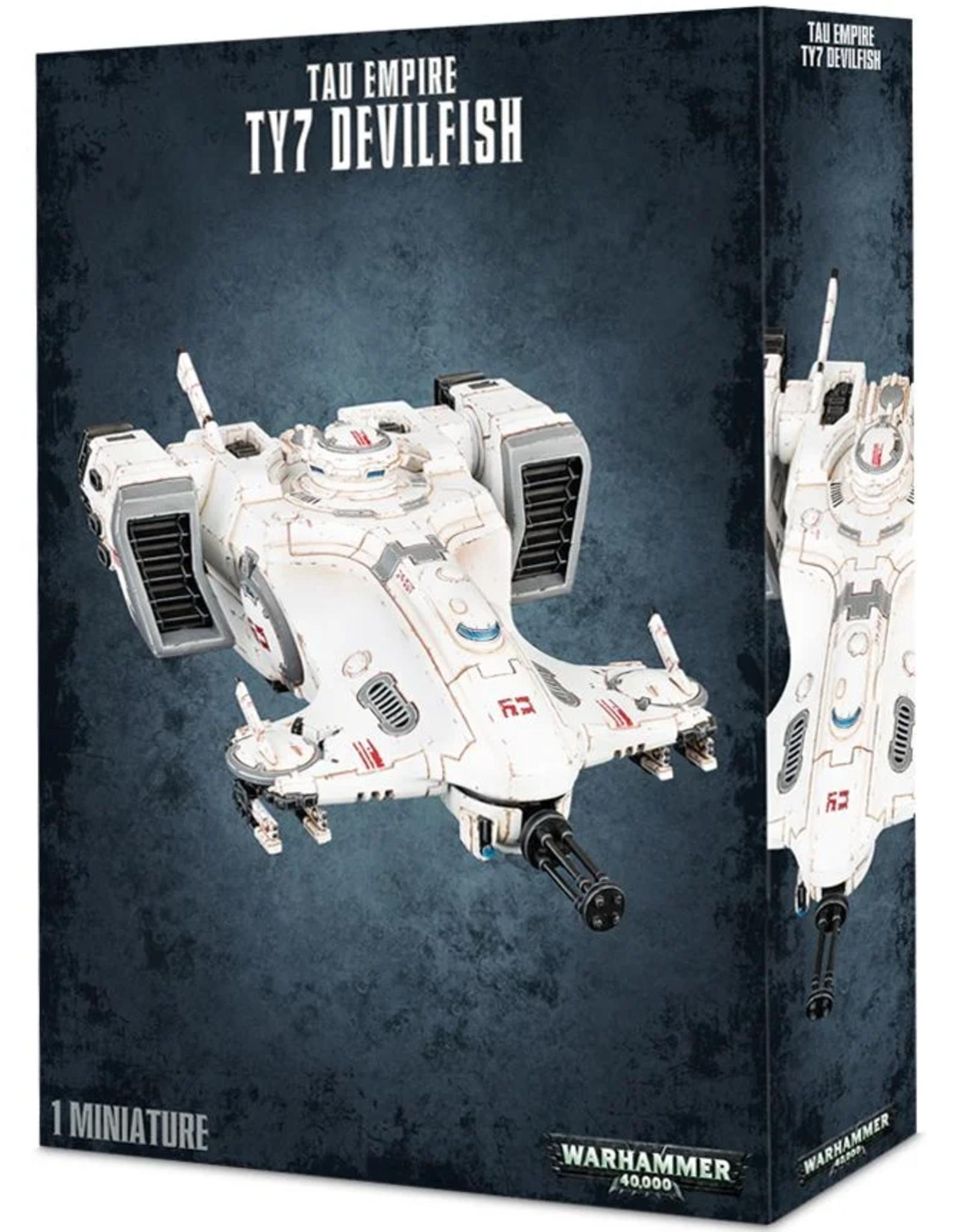 Games Workshop Tau: TY7 Devilfish