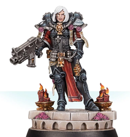 Games Workshop Adepta Sororitas: Sister Superior Amalia Novena