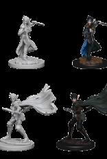 WizKids Pathfinder Deep Cuts: Elf Female Rogue