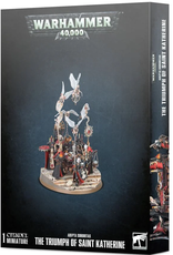 Games Workshop Adepta Sororitas: The Triumph of Saint Katherine