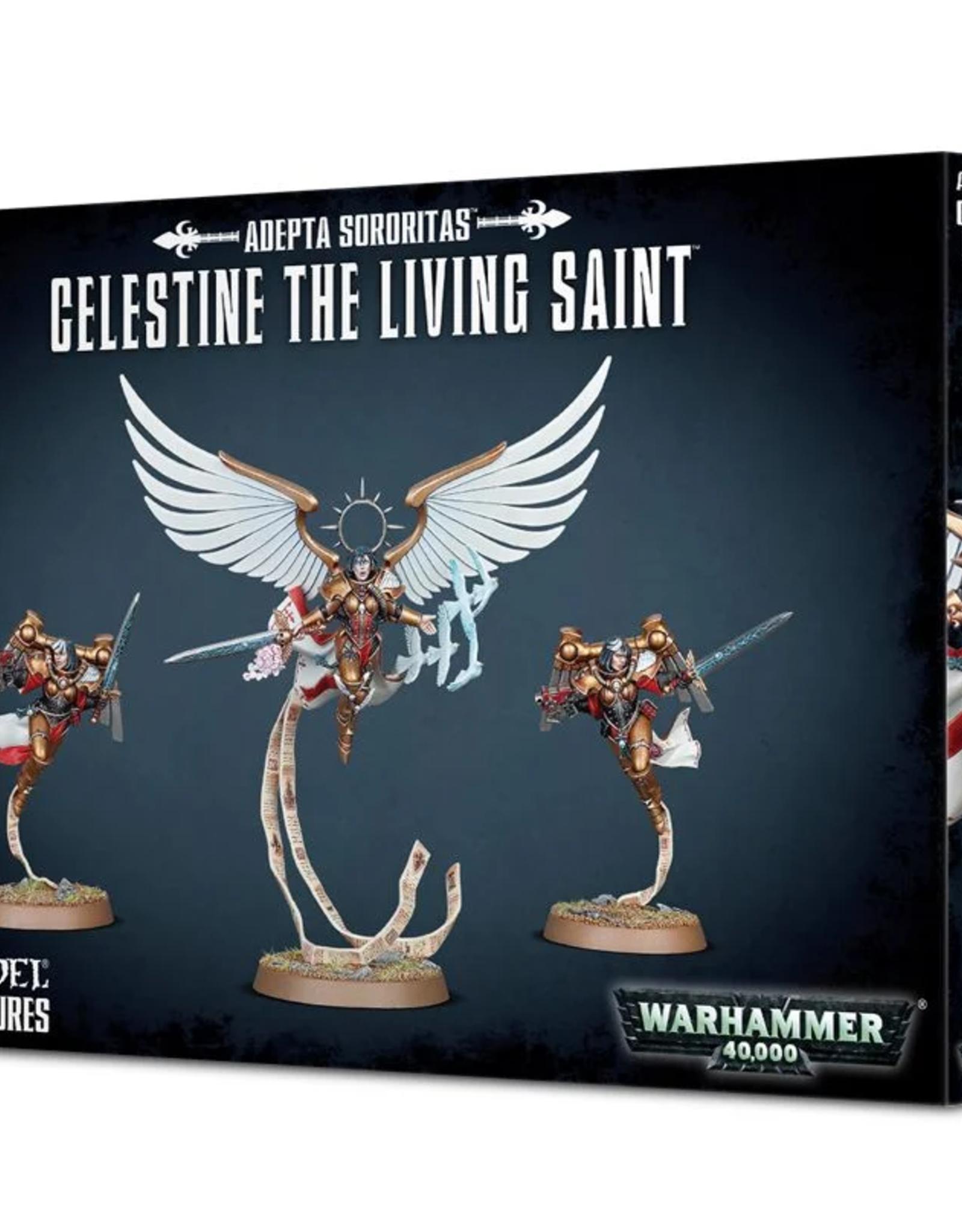 Games Workshop Adepta Sororitas: Celestine the Living Saint