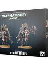 Games Workshop Adepta Sororitas: Penitent Engines / Mortifiers