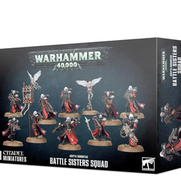 Games Workshop Adepta Sororitas: Battle Sisters Squad