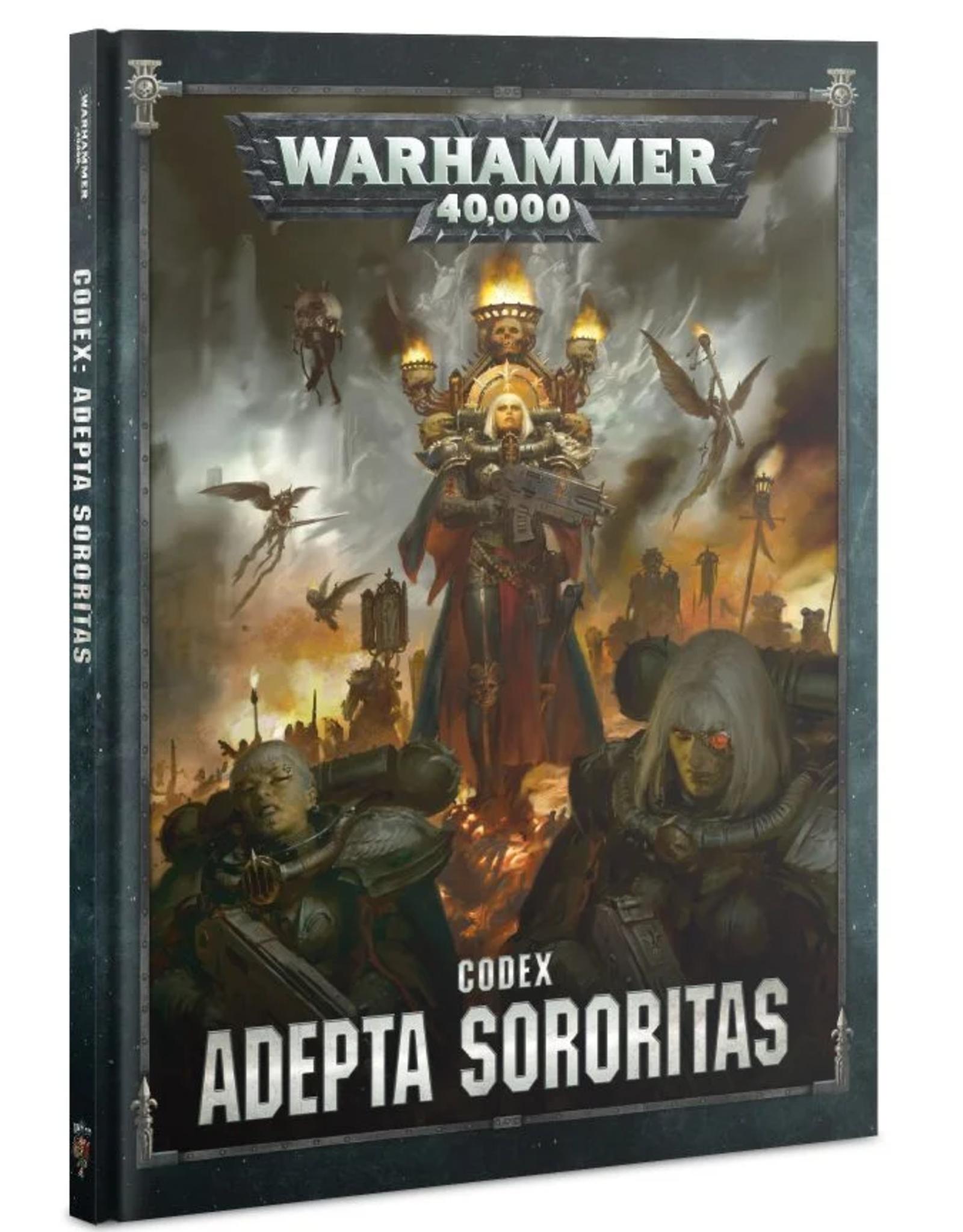 Games Workshop Codex: Adepta Sororitas 8E