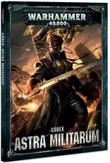 Games Workshop Codex: Astra Militarum 8E