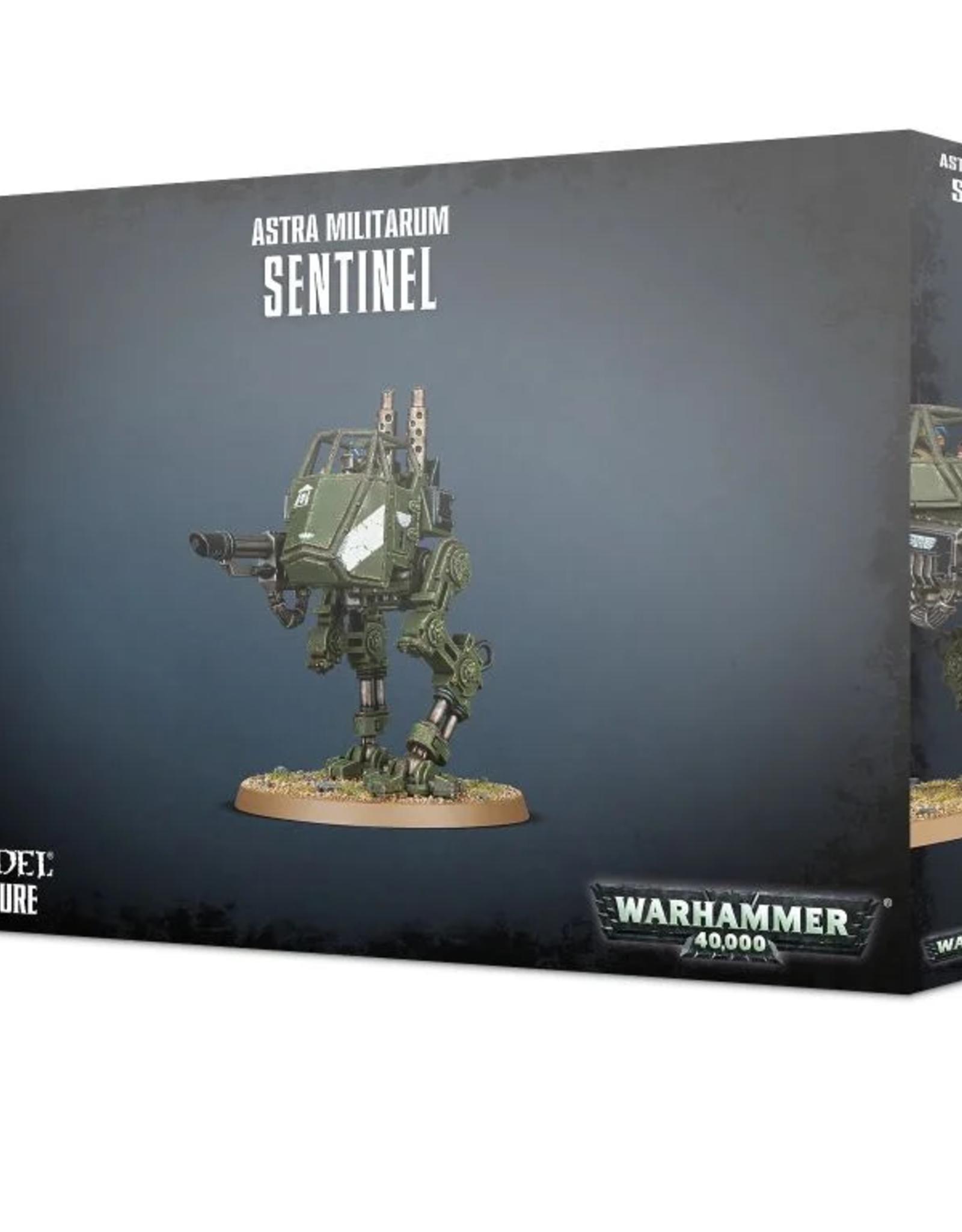 Games Workshop Astra Militarum: Sentinel