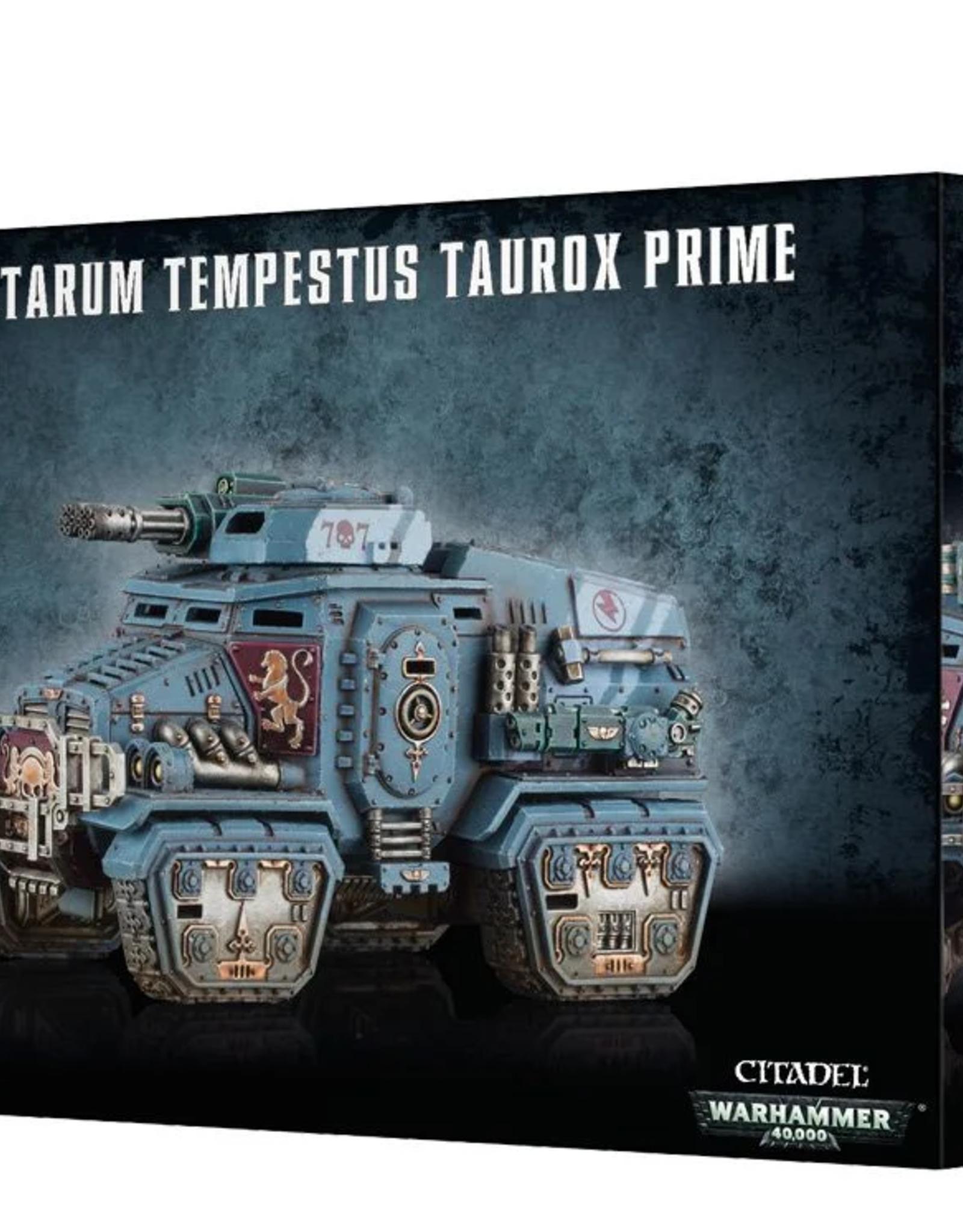 Games Workshop Astra Militarum: Tempestus Taurox