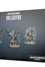 Games Workshop Astra Militarum: Auxilla Bullgryns Ogryns