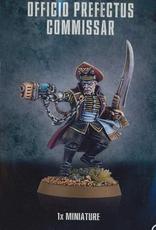 Games Workshop Astra Militarum: Officio Perfectus Commissar