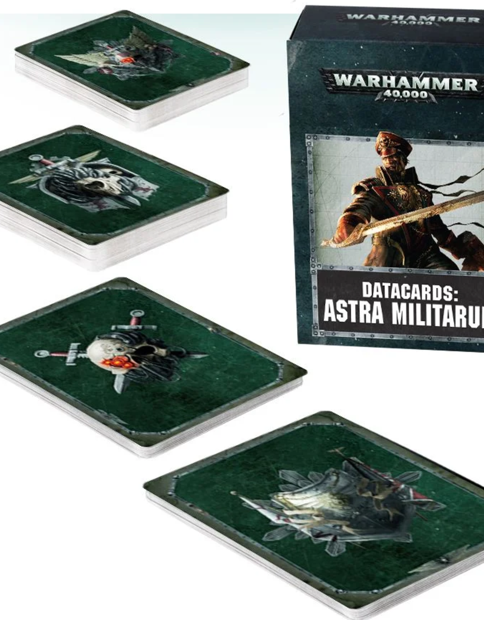 Games Workshop Datacards: Astra Militarum 8E