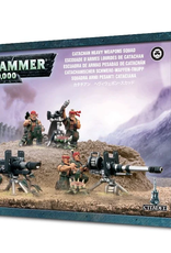 Games Workshop Astra Militarum: Catachan Heavy Weapon Squad