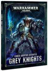 Games Workshop Codex: Grey Knights 8E