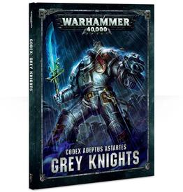 Games Workshop Codex: Grey Knights 8E