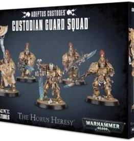 Games Workshop Custodes: Custodian Guard