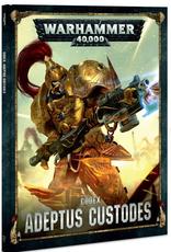 Games Workshop Codex: Adeptus Custodes 8E
