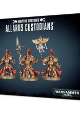 Games Workshop Custodes: Allarus Custodians