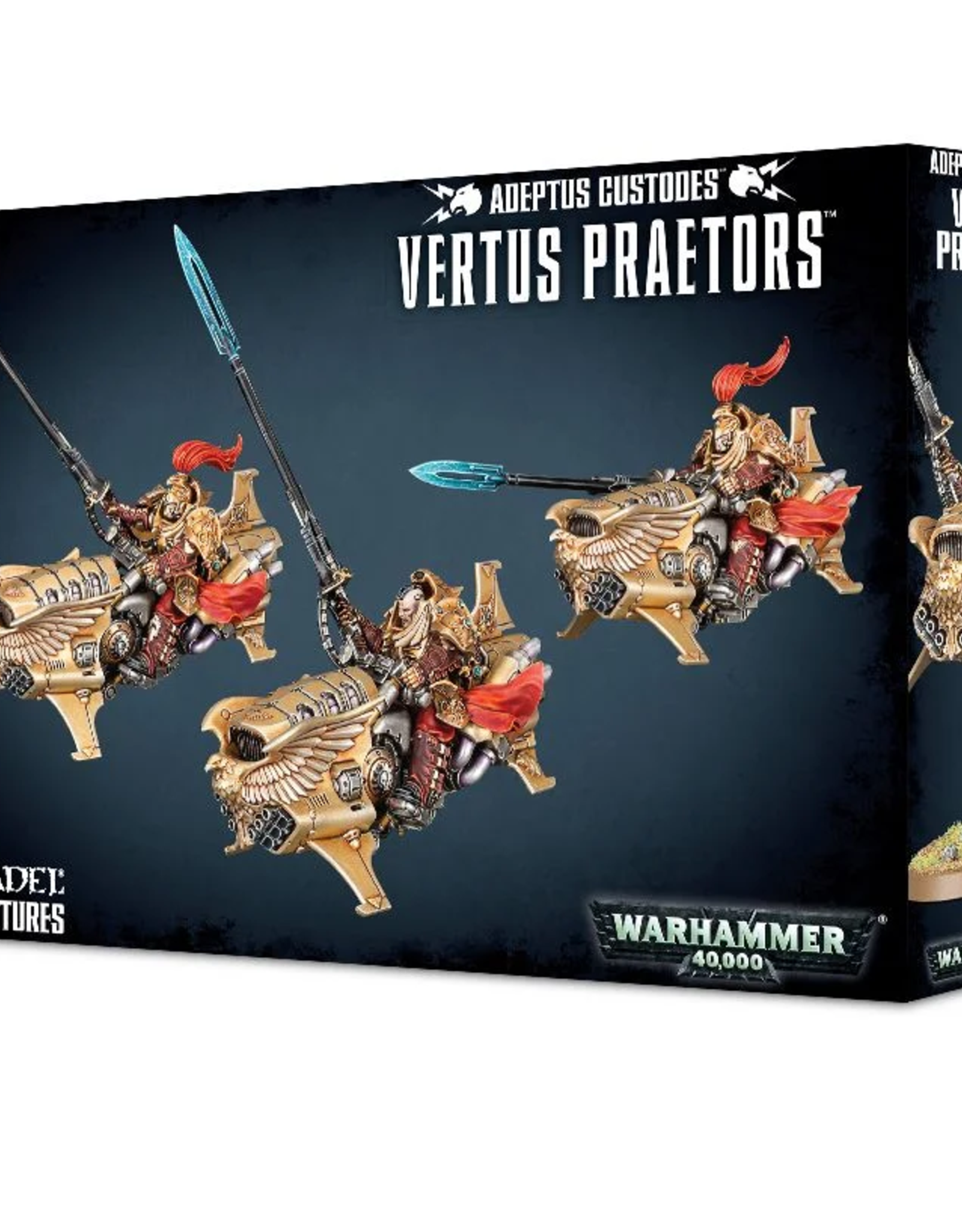 Games Workshop Custodes: Vertus Praetors