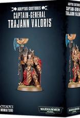Games Workshop Custodes: Cpt Trajann Valoris