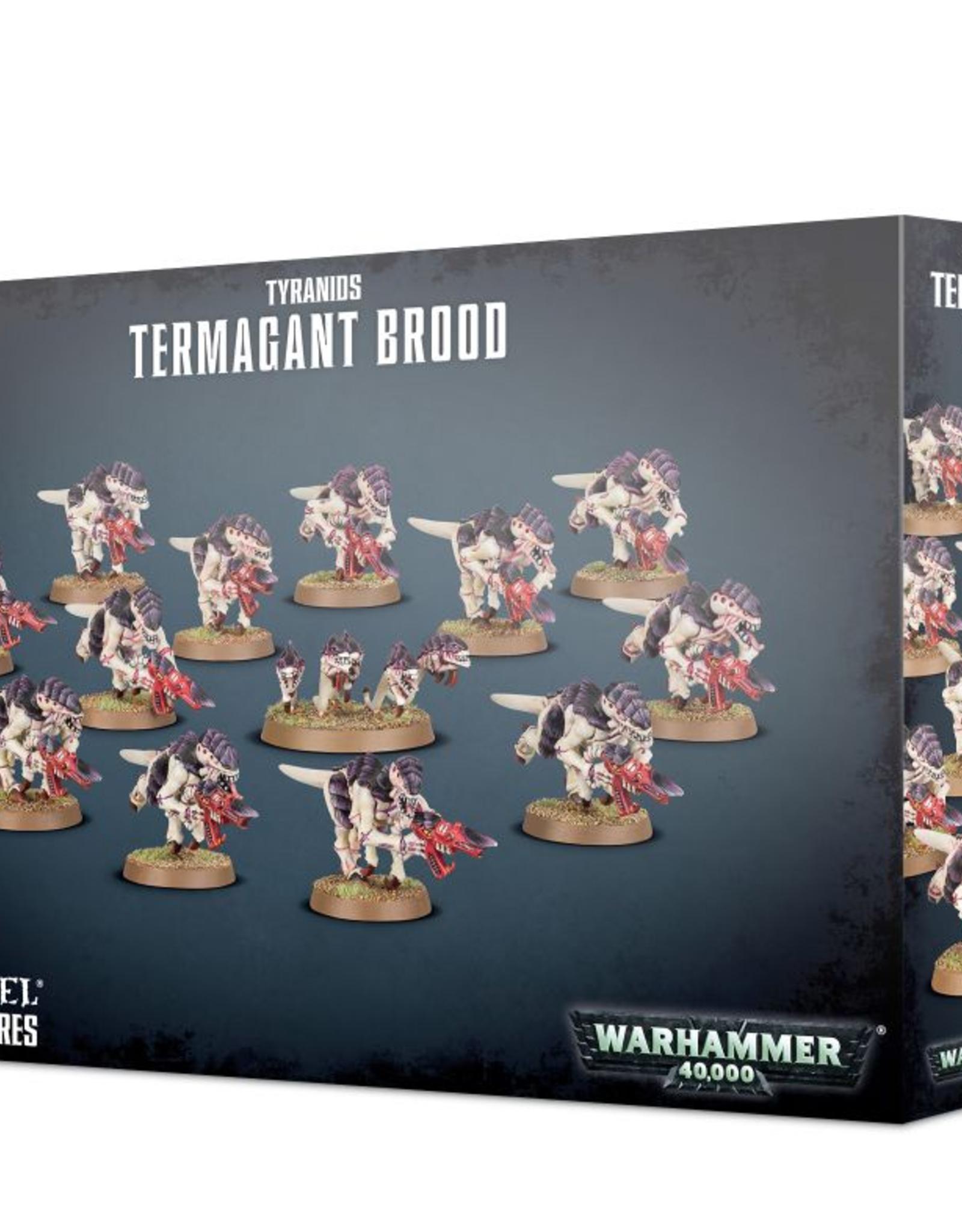 Games Workshop Tyranid: Termagant Brood