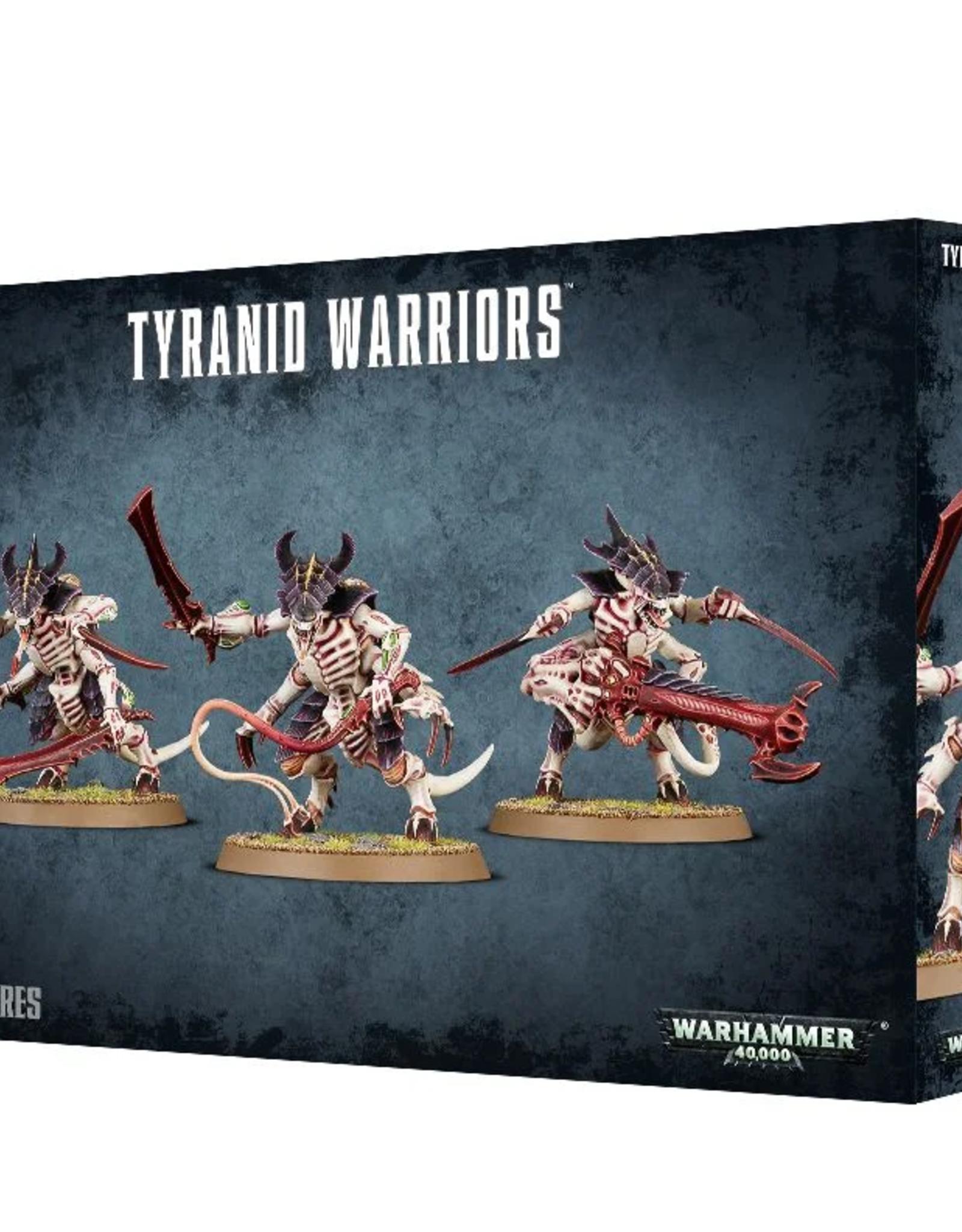 Games Workshop Tyranid: Warriors