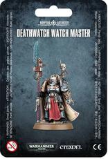 Games Workshop SM: Deathwatch Watch Master